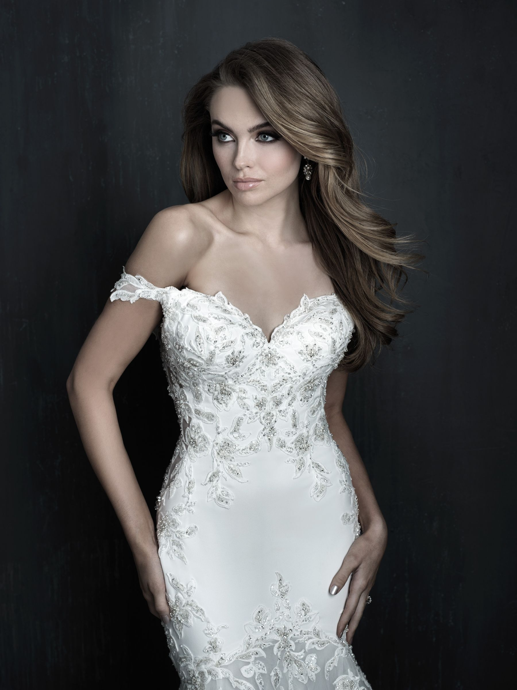 Allure Couture wedding dresses at Miosa Bride