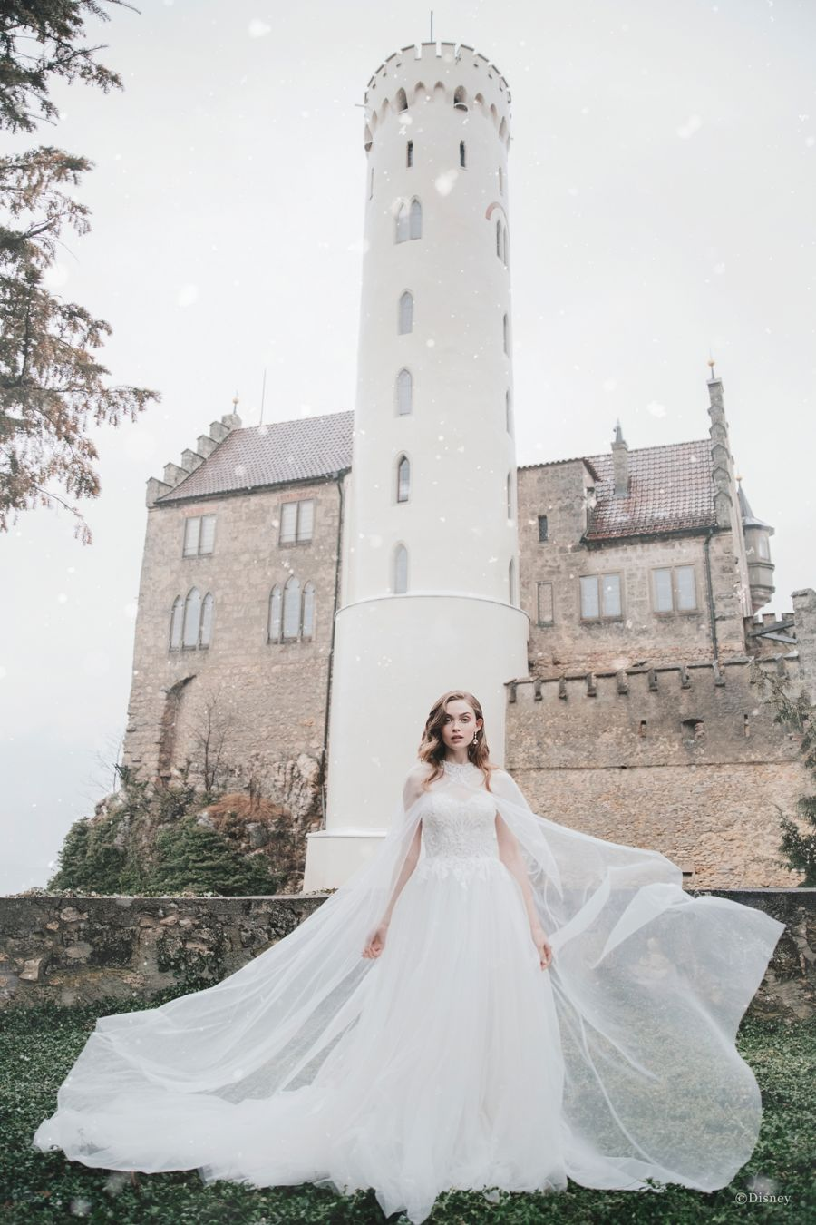 Allure Disney wedding dresses at Miosa Bride
