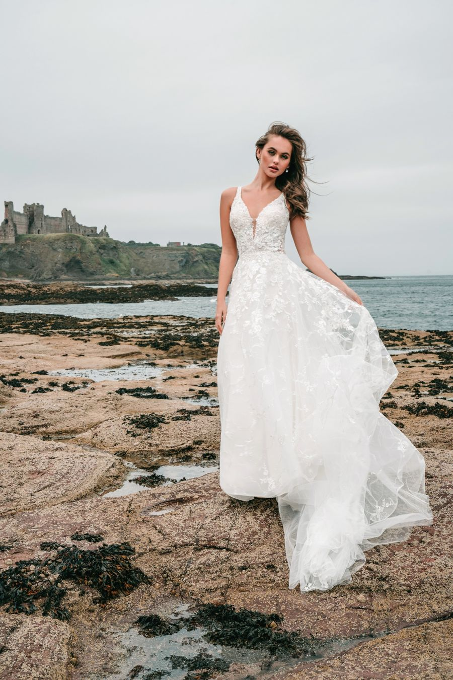 Allure Romance Wedding Dresses at Miosa Bride