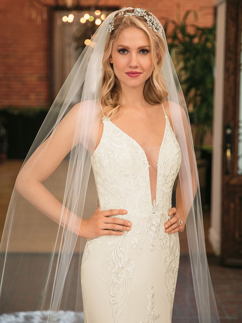 Beloved by Casablanca wedding gowns at Miosa Bride
