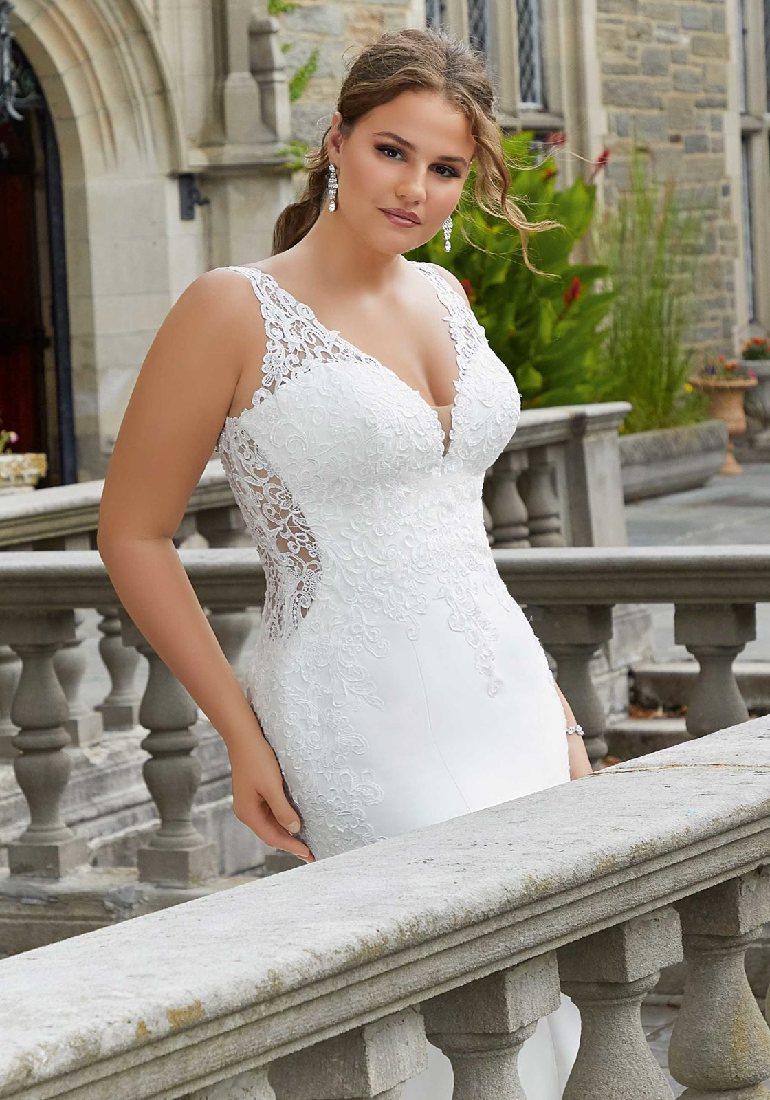 Julietta by Morilee at Miosa Bride