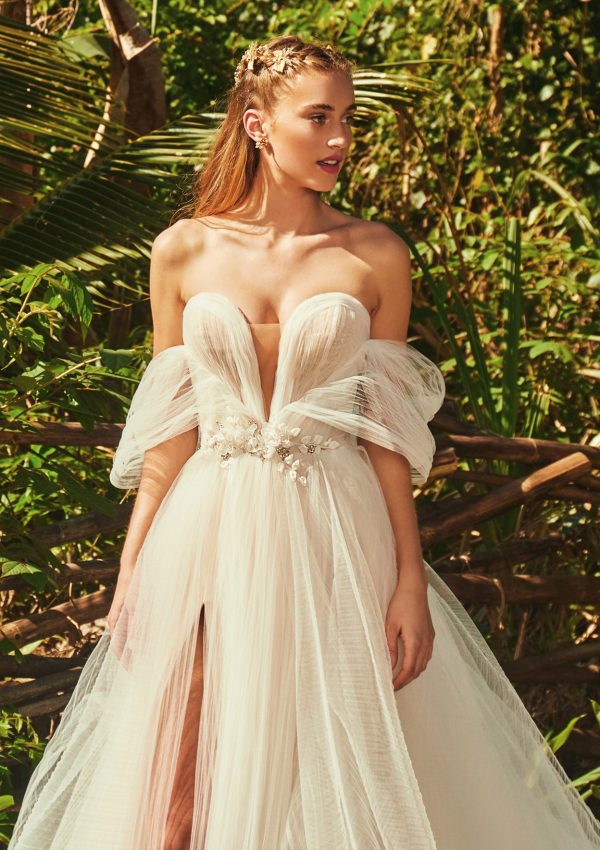 Lamour by Calla Blanche wedding dresses at Miosa Bride