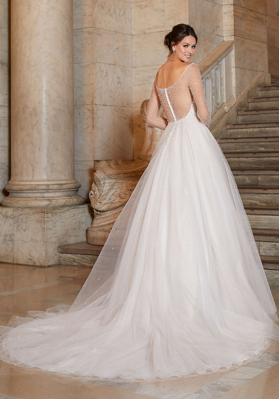 Madison Gardner wedding dresses at Miosa Bride